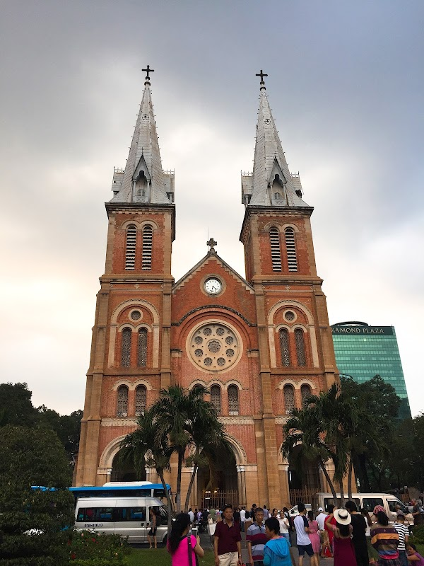รูปNotre Dame Cathedral of Saigon