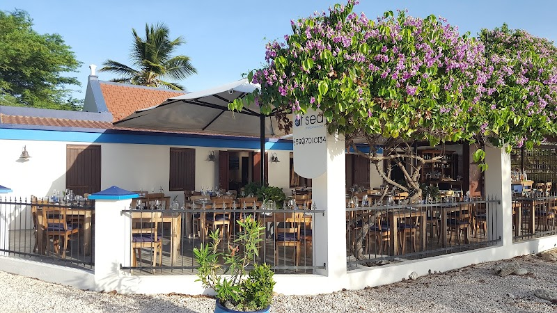 รูปAt Sea Restaurant Bonaire