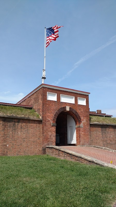 รูปFort McHenry National Monument and Historic Shrine